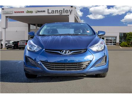 2016 Hyundai Elantra GL (Stk: K783674B) in Surrey - Image 2 of 21