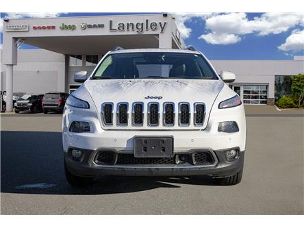 2016 Jeep Cherokee Limited (Stk: LC0077) in Surrey - Image 2 of 25