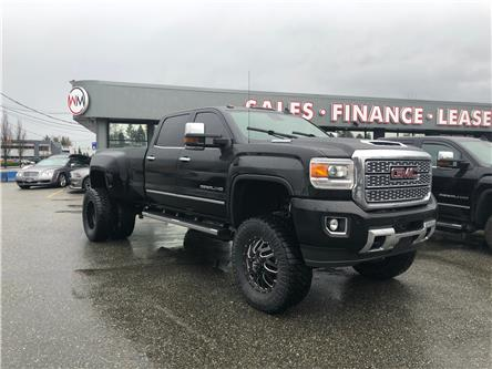 2018 GMC Sierra 3500HD Denali (Stk: 18-193026) in Abbotsford - Image 1 of 11