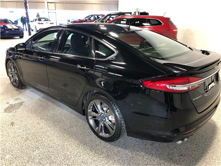 2017 Ford Fusion V6 Sport (Stk: P12245) in Calgary - Image 2 of 17