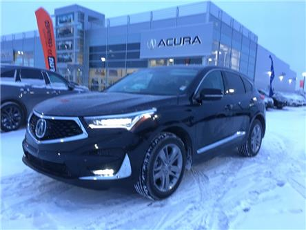 2019 Acura RDX Platinum Elite (Stk: A4108) in Saskatoon - Image 1 of 18