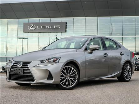 2018 Lexus IS 300 Base (Stk: 12752G) in Richmond Hill - Image 1 of 17