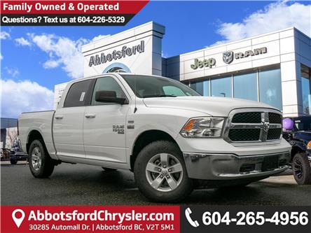 2019 RAM 1500 Classic SLT (Stk: AB0967) in Abbotsford - Image 1 of 26