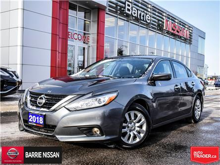 2018 Nissan Altima 2.5 S (Stk: P4645) in Barrie - Image 1 of 27