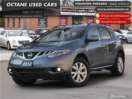 2013 Nissan Murano SL (Stk: ) in Scarborough - Image 1 of 27