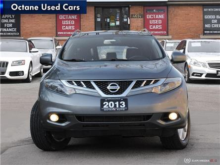 2013 Nissan Murano SL (Stk: ) in Scarborough - Image 2 of 27