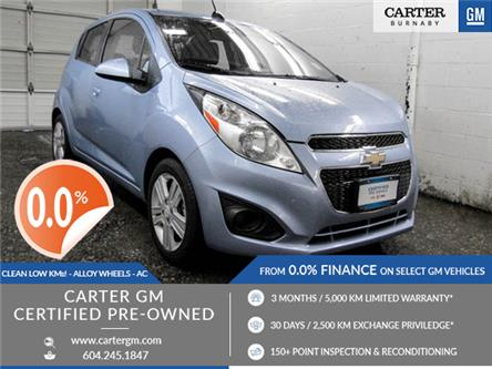 2015 Chevrolet Spark LS CVT (Stk: 45-49581) in Burnaby - Image 1 of 22