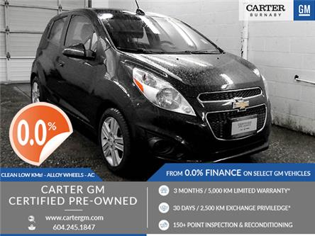 2015 Chevrolet Spark LS CVT (Stk: 45-75261) in Burnaby - Image 1 of 21