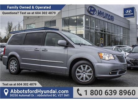 2015 Chrysler Town & Country Touring (Stk: AH8981) in Abbotsford - Image 1 of 27