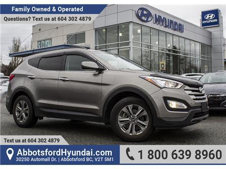 2016 Hyundai Santa Fe Sport 2.0T Premium (Stk: AH8982) in Abbotsford - Image 1 of 24