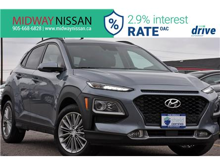 2019 Hyundai Kona 2.0L Luxury (Stk: U1949R) in Whitby - Image 1 of 35