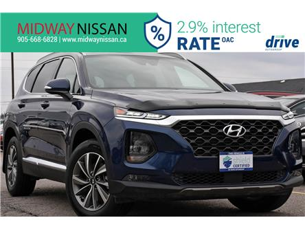 2019 Hyundai Santa Fe Preferred 2.0 (Stk: KN163942A) in Whitby - Image 1 of 35
