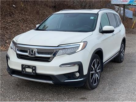 2019 Honda Pilot Touring (Stk: J0347) in London - Image 2 of 18