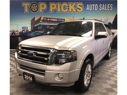 2014 Ford Expedition Max Limited (Stk: f40767) in NORTH BAY - Image 1 of 28