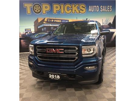 2018 GMC Sierra 1500 SLE (Stk: 258449) in NORTH BAY - Image 1 of 28