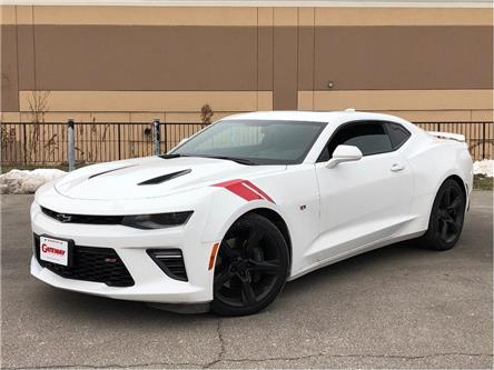 2018 Chevrolet Camaro 2SS|LEATHER|SUNROOF|NAV|BLUETOOTH| (Stk: 152949A) in BRAMPTON - Image 2 of 25