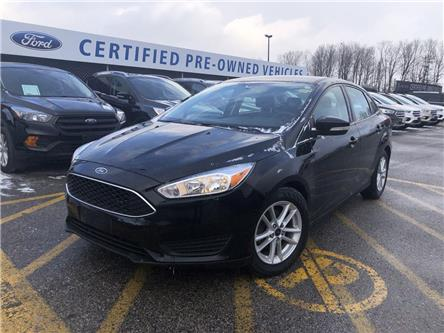 2017 Ford Focus SE (Stk: ES191031A) in Barrie - Image 1 of 20