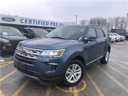 2018 Ford Explorer XLT (Stk: FP191179A) in Barrie - Image 1 of 24