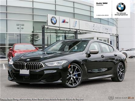2020 BMW M850i xDrive Gran Coupe (Stk: B602225) in Oakville - Image 1 of 10