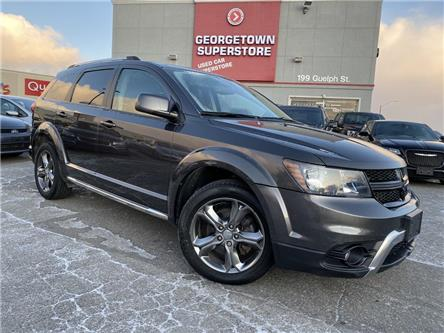 2017 Dodge Journey CROSSROAD | DVD PLAYER | NAVI | B/U CAM | LOW KM (Stk:  P12869 ) in Georgetown - Image 2 of 31
