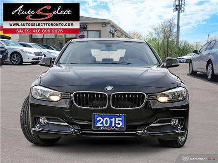 2015 BMW 320i xDrive (Stk: 1ZR3PK2) in Scarborough - Image 2 of 28