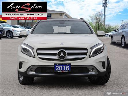 2016 Mercedes-Benz GLA-Class 4Matic (Stk: 16GML9W) in Scarborough - Image 2 of 28
