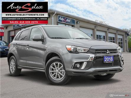 2018 Mitsubishi RVR AWD (Stk: 1MRV62V) in Scarborough - Image 1 of 28