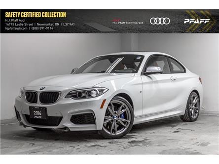 2016 BMW M235i xDrive (Stk: 53498) in Newmarket - Image 1 of 22