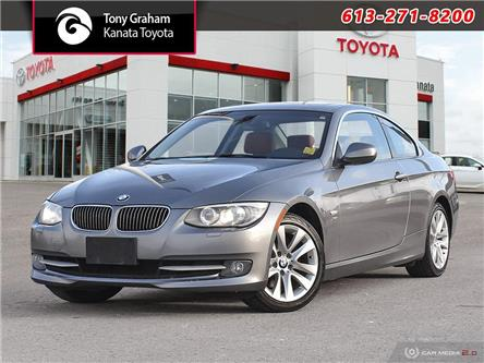 2013 BMW 328i xDrive (Stk: K4420A) in Ottawa - Image 1 of 28