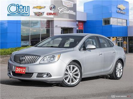 2012 Buick Verano Base (Stk: 2920371A) in Toronto - Image 1 of 27