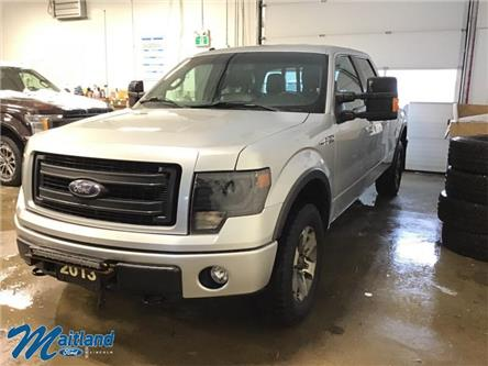 2013 Ford F-150 FX4 (Stk: FB2571) in Sault Ste. Marie - Image 1 of 30
