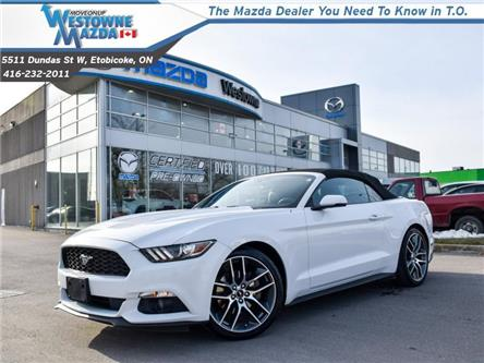 2015 Ford Mustang EcoBoost Premium (Stk: P4052A) in Etobicoke - Image 1 of 28