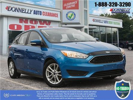 2015 Ford Focus SE (Stk: DR2230A) in Ottawa - Image 1 of 28