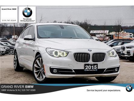 2015 BMW 535i xDrive Gran Turismo (Stk: PW5159) in Kitchener - Image 1 of 22