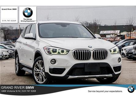 2017 BMW X1 xDrive28i (Stk: T34424A) in Kitchener - Image 1 of 22