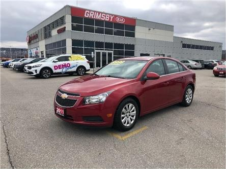 2011 Chevrolet Cruze LT Turbo (Stk: D3503A) in Grimsby - Image 1 of 20