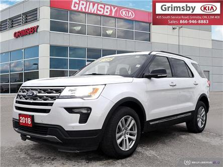2018 Ford Explorer XLT (Stk: U1751) in Grimsby - Image 1 of 25
