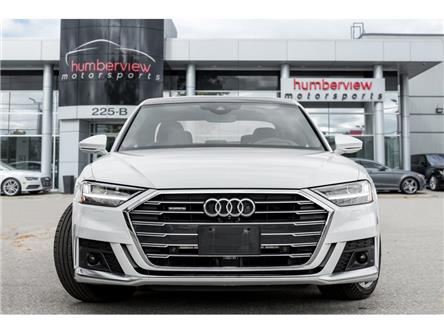 2019 Audi A8 L 55 (Stk: 19HMS1099) in Mississauga - Image 2 of 28