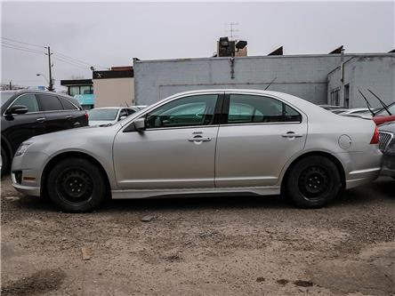 2011 Ford Fusion Sport (Stk: T19338A) in Toronto - Image 2 of 7