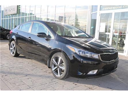 2017 Kia Forte SX (Stk: 200166A) in Calgary - Image 1 of 12
