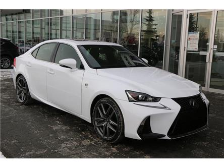 2017 Lexus IS 300 Base (Stk: 200220A) in Calgary - Image 1 of 13