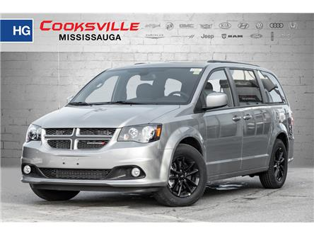 2019 Dodge Grand Caravan GT (Stk: KR801557) in Mississauga - Image 1 of 21