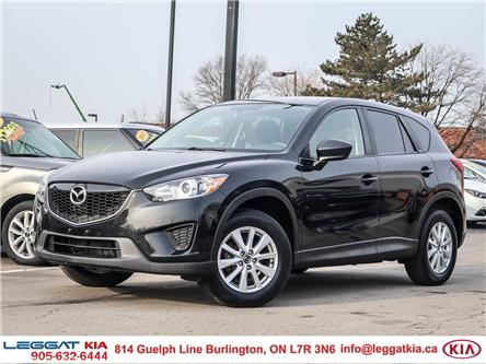 2013 Mazda CX-5 GX (Stk: W0230) in Burlington - Image 1 of 24