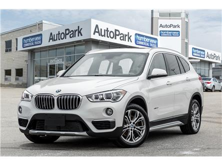 2018 BMW X1 xDrive28i (Stk: APR4290) in Mississauga - Image 1 of 20