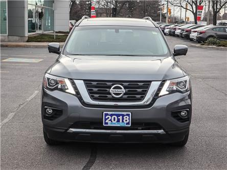 2018 Nissan Pathfinder  (Stk: 1955) in Burlington - Image 2 of 30