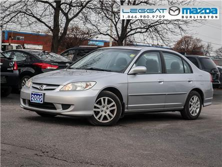 2005 Honda Civic LX-G (Stk: 198670A) in Burlington - Image 1 of 5