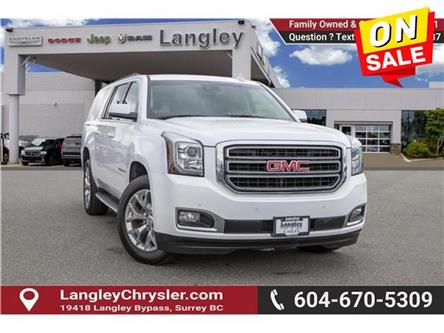 2017 GMC Yukon XL SLT (Stk: EE909750) in Surrey - Image 1 of 29