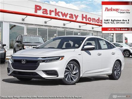 2020 Honda Insight Touring (Stk: 27003) in North York - Image 1 of 23