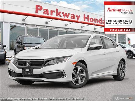 2020 Honda Civic LX (Stk: 26083) in North York - Image 1 of 23