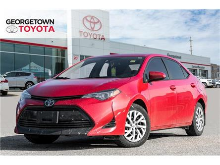 2017 Toyota Corolla LE (Stk: 17-95620GT) in Georgetown - Image 1 of 18